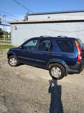 2003 Honda CR-V for sale at STAR CITY PRE-OWNED in Morgantown WV