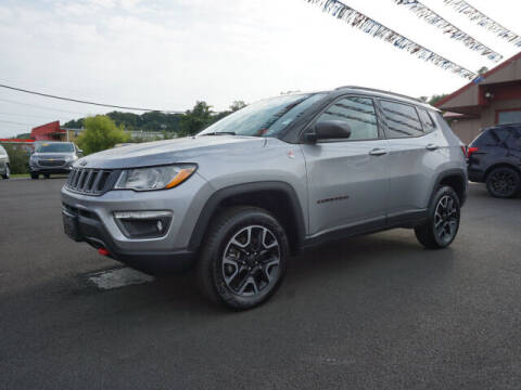 2019 Jeep Compass for sale at Stephens Auto Center of Beckley in Beckley WV