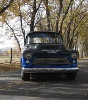 1955 Chevrolet Cameo for sale at Haggle Me Classics in Hobart IN