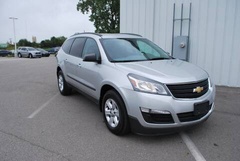 2016 Chevrolet Traverse for sale at Cj king of car loans/JJ's Best Auto Sales in Troy MI