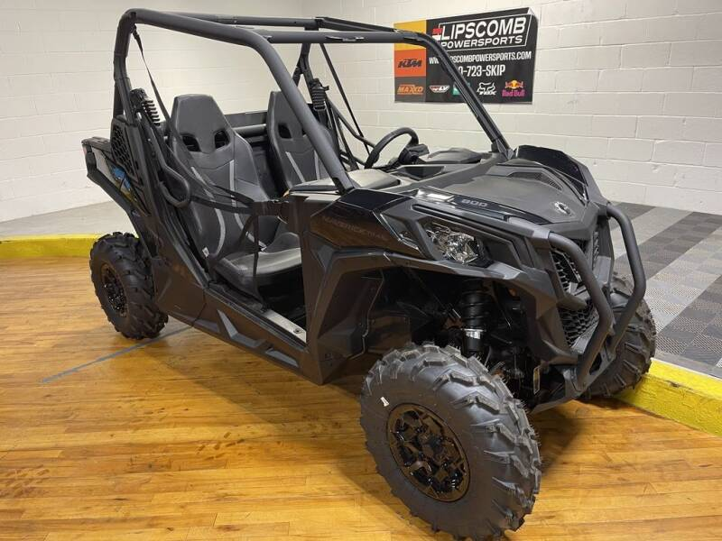 2021 Can-Am Maverick Trail DPS 800 for sale at Lipscomb Powersports in Wichita Falls TX