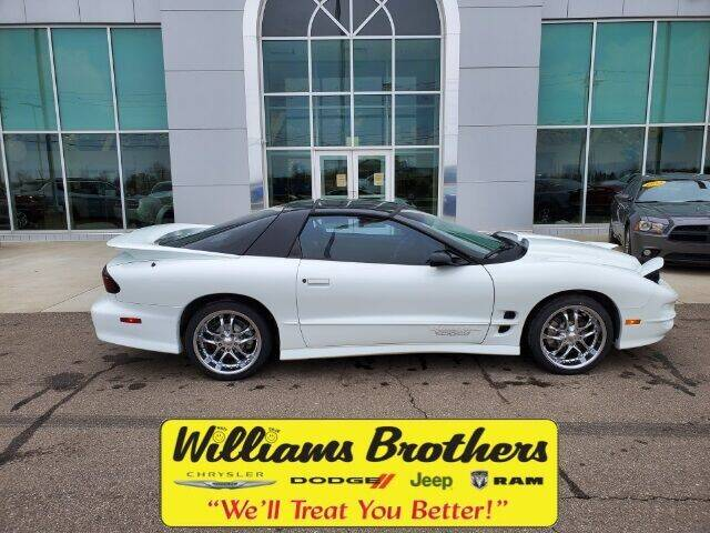 2002 Pontiac Firebird for sale at Williams Brothers - Pre-Owned Monroe in Monroe MI