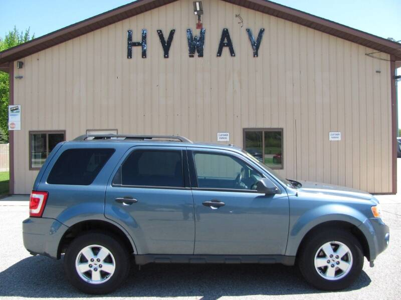 2011 Ford Escape for sale at HyWay Auto Sales in Holland MI