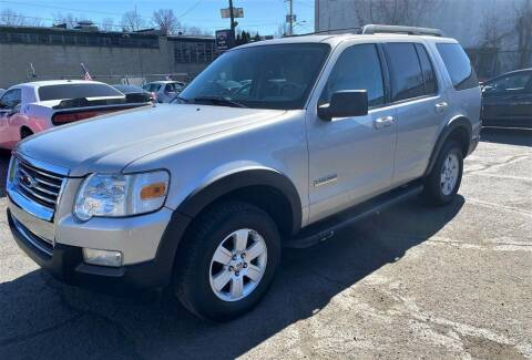 2007 Ford Explorer for sale at Exem United in Plainfield NJ