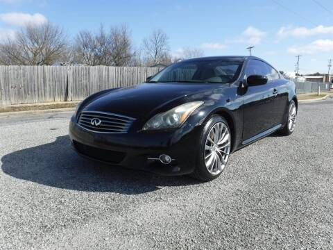 2012 Infiniti G37 Coupe for sale at Memphis Truck Exchange in Memphis TN