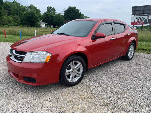 2012 Dodge Avenger for sale at Gary Sears Motors in Somerset KY