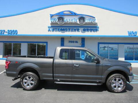 2018 Ford F-150 for sale at The Wholesale Outlet in Blackwood NJ