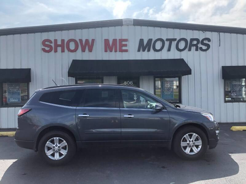 2014 Chevrolet Traverse for sale at SHOW ME MOTORS in Cape Girardeau MO