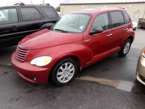 2006 Chrysler PT Cruiser for sale at Creech Auto Sales in Garner NC