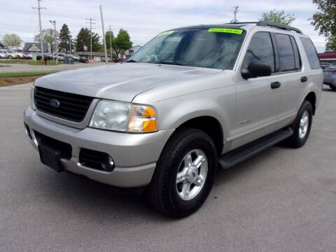 2005 Ford Explorer for sale at Ideal Auto Sales, Inc. in Waukesha WI