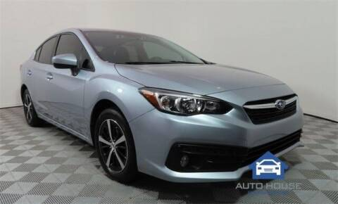 2020 Subaru Impreza for sale at Curry's Cars Powered by Autohouse - Auto House Scottsdale in Scottsdale AZ