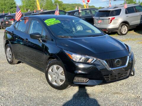 2020 Nissan Versa for sale at A&M Auto Sales in Edgewood MD
