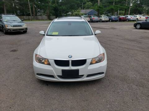 2008 BMW 3 Series for sale at 1st Priority Autos in Middleborough MA