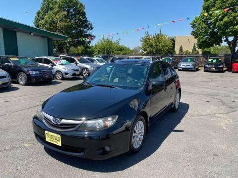 2011 Subaru Impreza for sale at TDI AUTO SALES in Boise ID