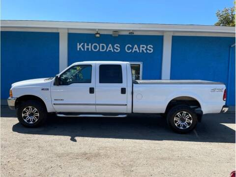 2000 Ford F-350 Super Duty for sale at Khodas Cars in Gilroy CA