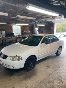 2004 Nissan Sentra for sale at Lavictoire Auto Sales in West Rutland VT