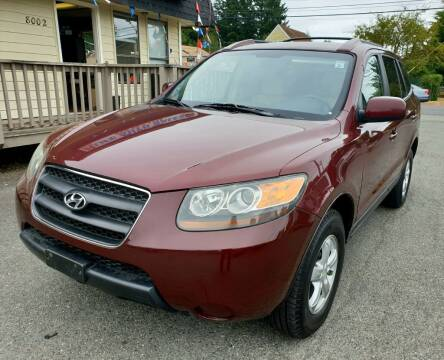 2007 Hyundai Santa Fe for sale at Life Auto Sales in Tacoma WA