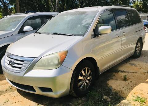 2010 Honda Odyssey for sale at Pioneers Auto Broker in Tampa FL