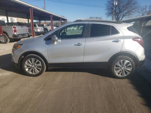 2017 Buick Encore for sale at Faw Motor Co in Cambridge NE