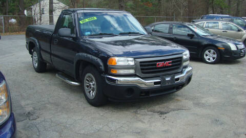 2006 GMC Sierra 1500 for sale at Southeast Motors INC in Middleboro MA