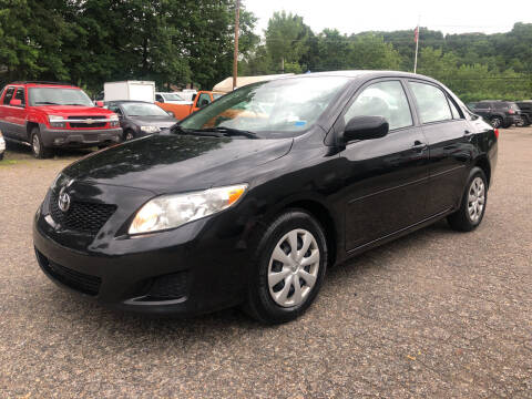 2010 Toyota Corolla for sale at Used Cars 4 You in Carmel NY