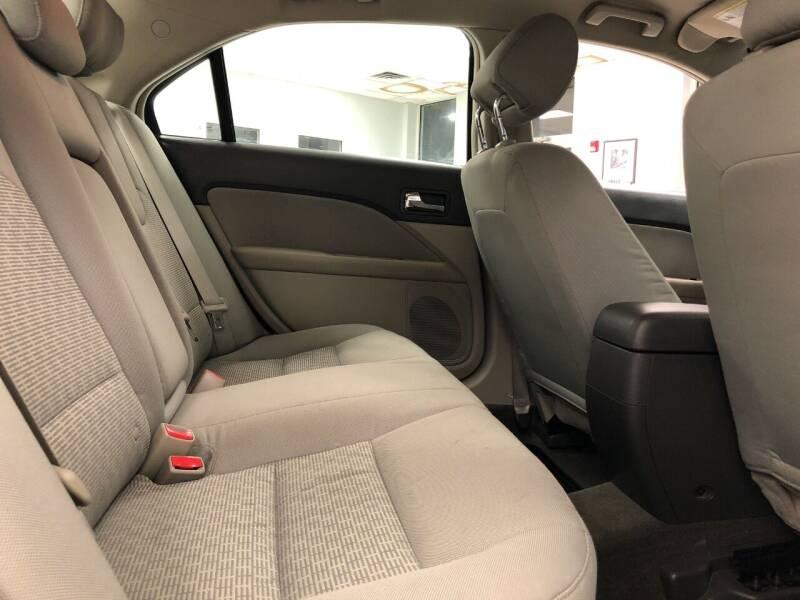 2012 Ford Fusion S 4dr Sedan - Phillipston MA