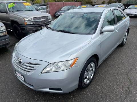 2007 Toyota Camry for sale at C. H. Auto Sales in Citrus Heights CA
