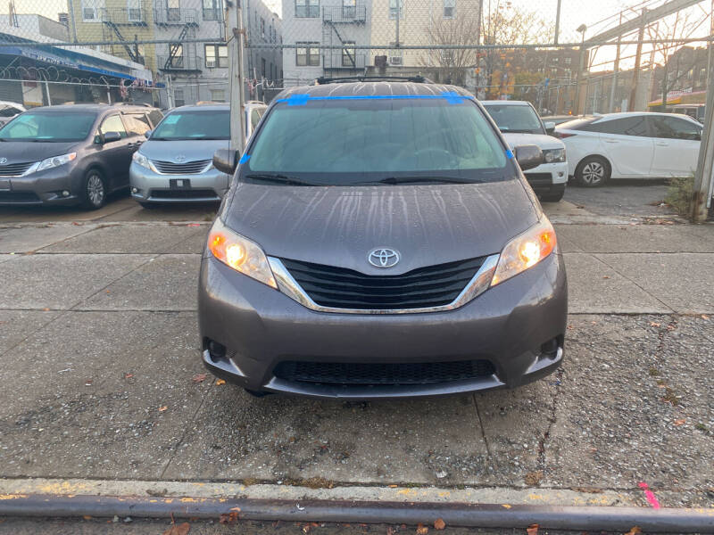 2014 Toyota Sienna for sale at Luxury 1 Auto Sales Inc in Brooklyn NY