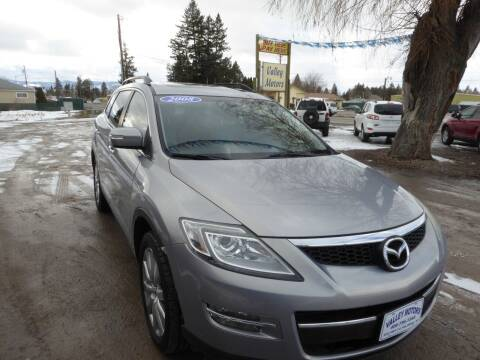 2008 Mazda CX-9 for sale at VALLEY MOTORS in Kalispell MT