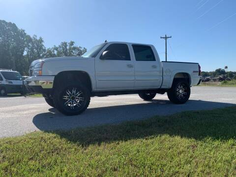 2006 Chevrolet Silverado 1500 for sale at Madden Motors LLC in Iva SC