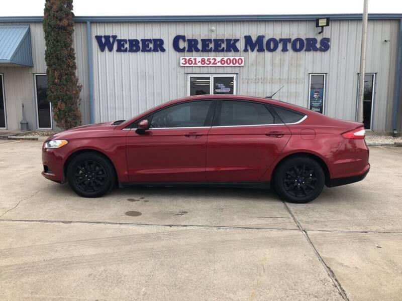 2016 Ford Fusion for sale at Weber Creek Motors in Corpus Christi TX