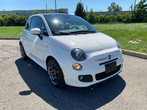 2013 FIAT 500 for sale at Pristine Auto Group in Bloomfield NJ
