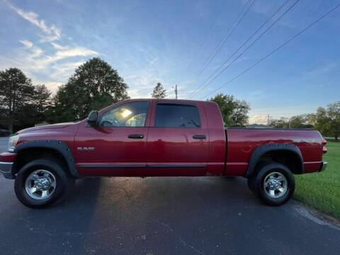 2008 Dodge Ram Pickup 1500 for sale at USA Auto Sales & Services, LLC in Mason OH