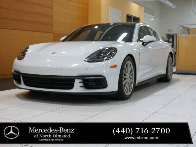 2017 Porsche Panamera for sale at Porsche North Olmsted in North Olmsted OH
