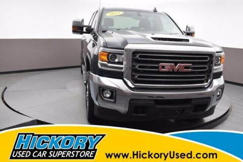 2017 GMC Sierra 2500HD for sale at Hickory Used Car Superstore in Hickory NC