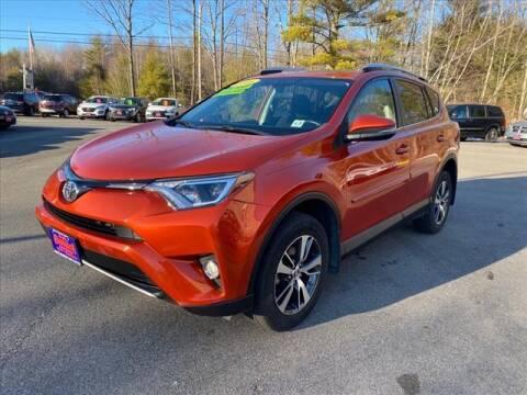 2016 Toyota RAV4 for sale at North Berwick Auto Center in Berwick ME