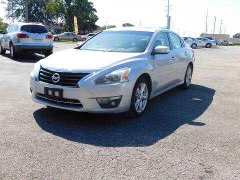 2013 Nissan Altima for sale at Advance Auto Sales in Florence AL
