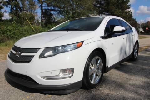 2013 Chevrolet Volt for sale at Oak City Motors in Garner NC