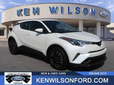 2019 Toyota C-HR for sale at Ken Wilson Ford in Canton NC