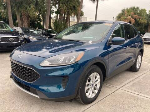 2020 Ford Escape for sale at Florida Fine Cars - West Palm Beach in West Palm Beach FL