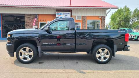 2017 Chevrolet Silverado 1500 for sale at Twin City Motors in Grand Forks ND