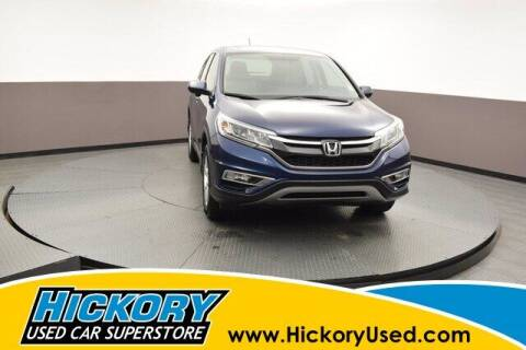 2016 Honda CR-V for sale at Hickory Used Car Superstore in Hickory NC
