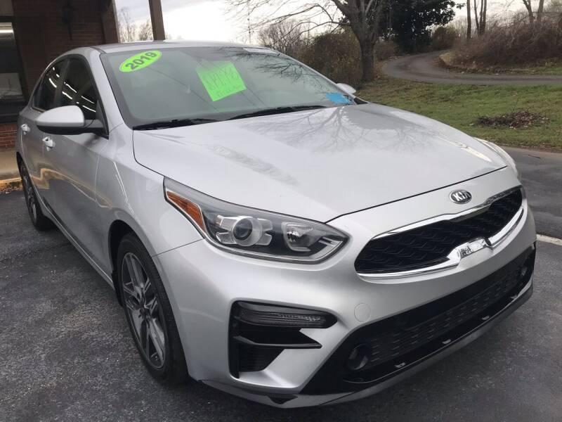 2019 Kia Forte for sale at Scotty's Auto Sales, Inc. in Elkin NC