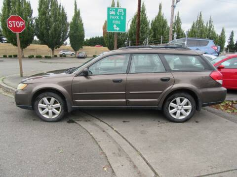 2008 Subaru Outback for sale at Car Link Auto Sales LLC in Marysville WA