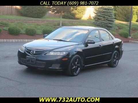 2008 Mazda MAZDA6 for sale at Absolute Auto Solutions in Hamilton NJ