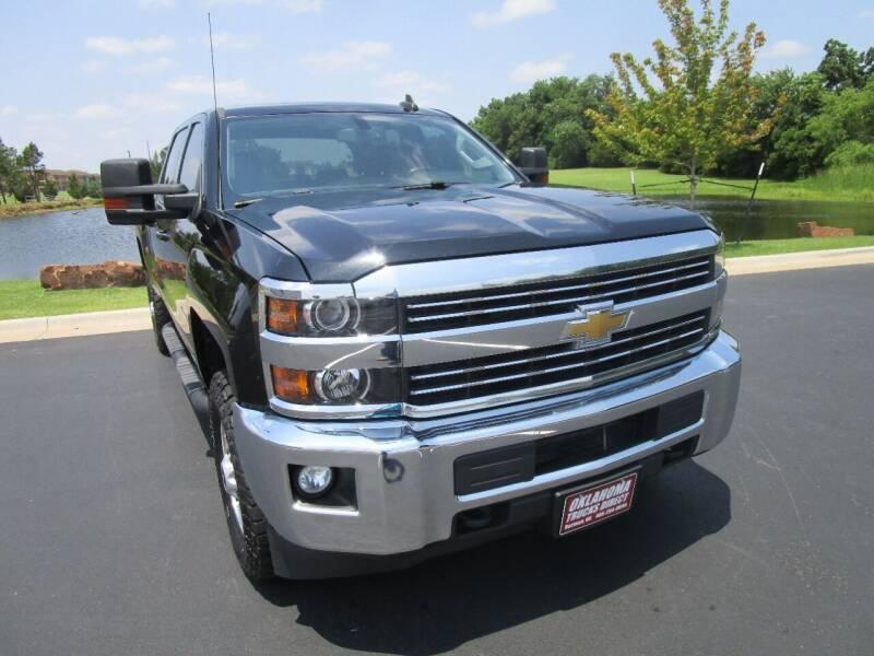 2018 Chevrolet Silverado 2500HD for sale at Oklahoma Trucks Direct in Norman OK