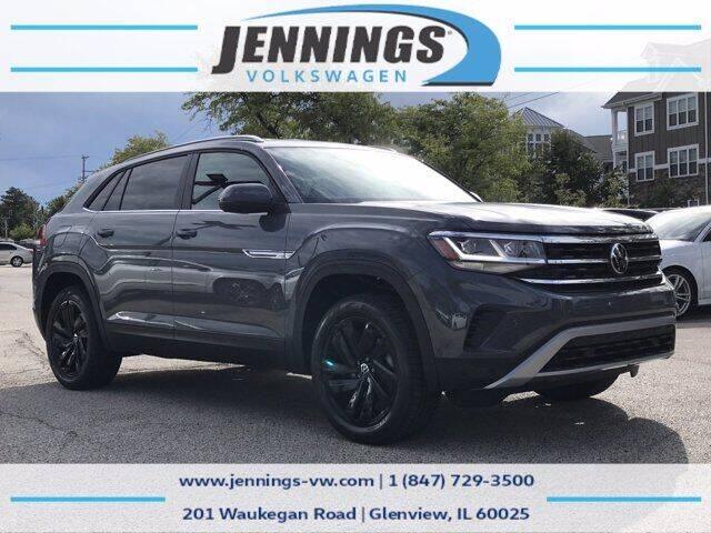 2021 Volkswagen Atlas Cross Sport for sale in Glenview, IL
