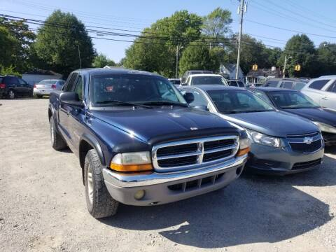 2001 Dodge Dakota for sale at D & D All American Auto Sales in Mt Clemens MI