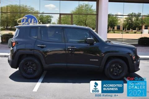 2015 Jeep Renegade for sale at GOLDIES MOTORS in Phoenix AZ