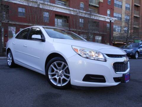 2015 Chevrolet Malibu for sale at H & R Auto in Arlington VA
